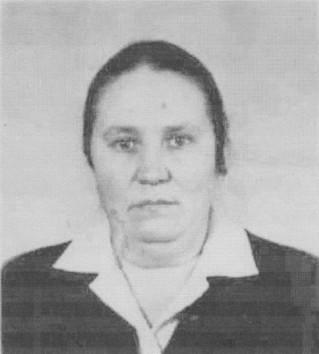 Туманова Нина Степановна
