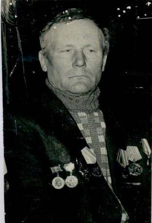 Рыжиков Павел Иванович