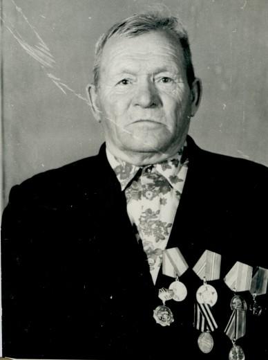 Туманов Степан Федорович