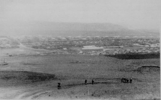 Вид на село Урсала
