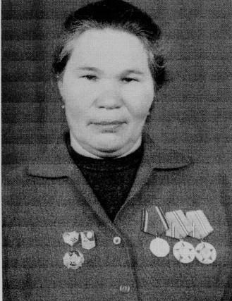 Мирсагатова Софья Юсуповна - заведующая Урсалинским ФАП