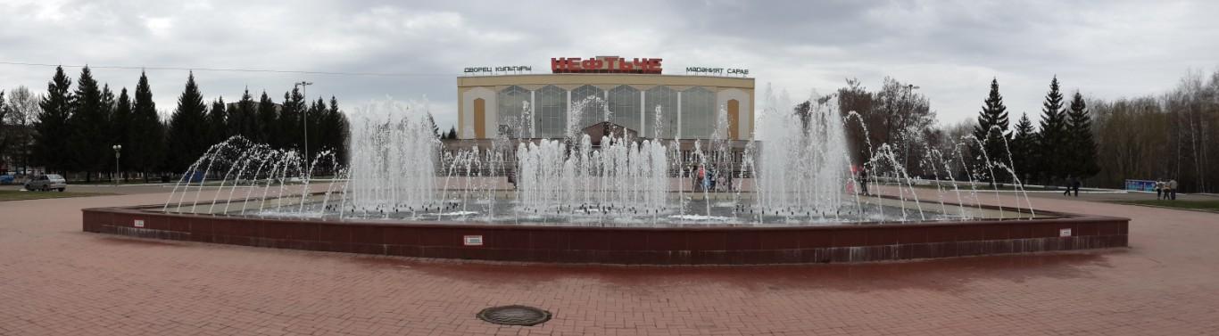 """ДК """"Нефтьче"""" в майские праздники"""