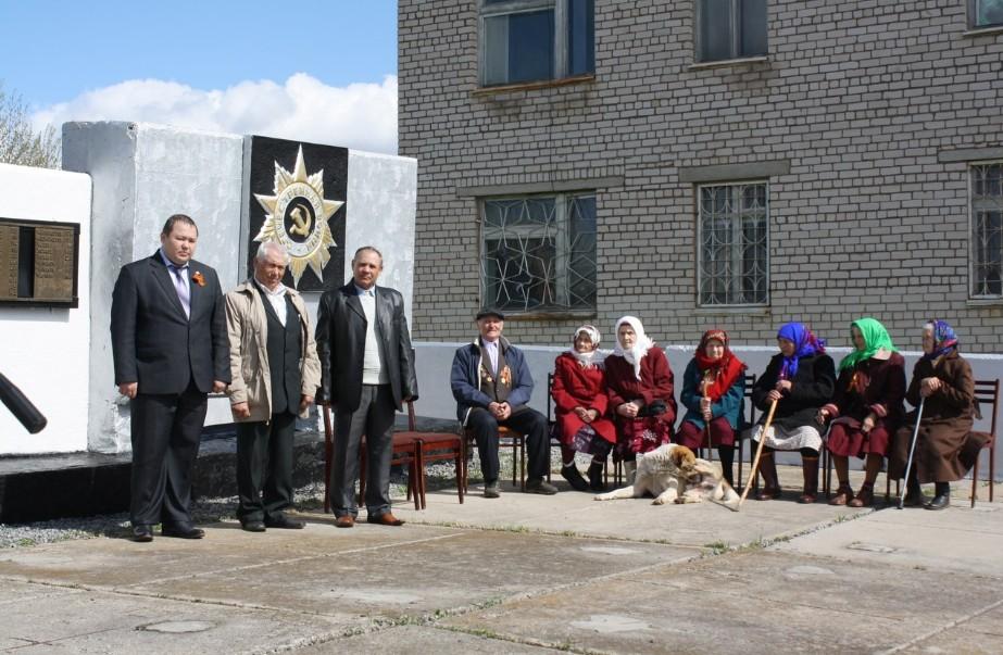 Празднование 9 мая в Урсале