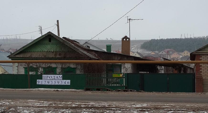 дом на улице Первомайская 46